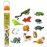 Safari Ltd. SF681504 - Set de figuras coleccionables pintadas a mano , Modelos/colores Surtidos, 1 Unidad