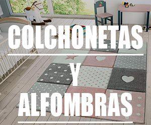Colchonetas y alfombras Montessori