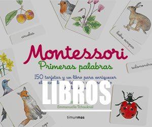 Libros y cuentos Montessori