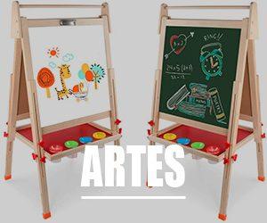 Rincón artístico Montessori